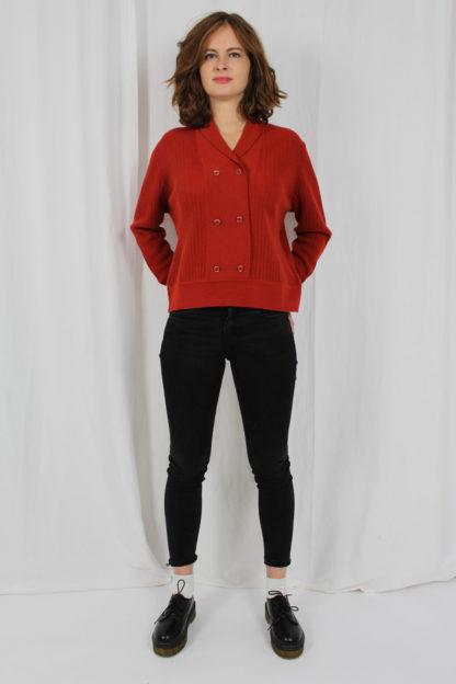 Pullover orange Online kaufen