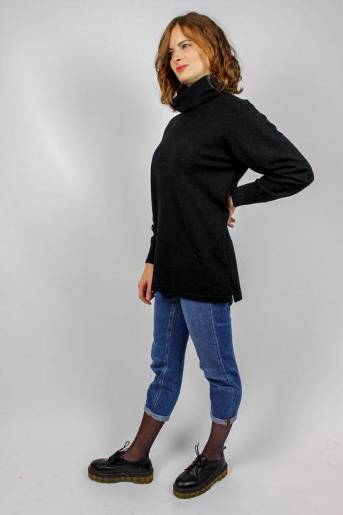 Pullover schwarz Secondhand