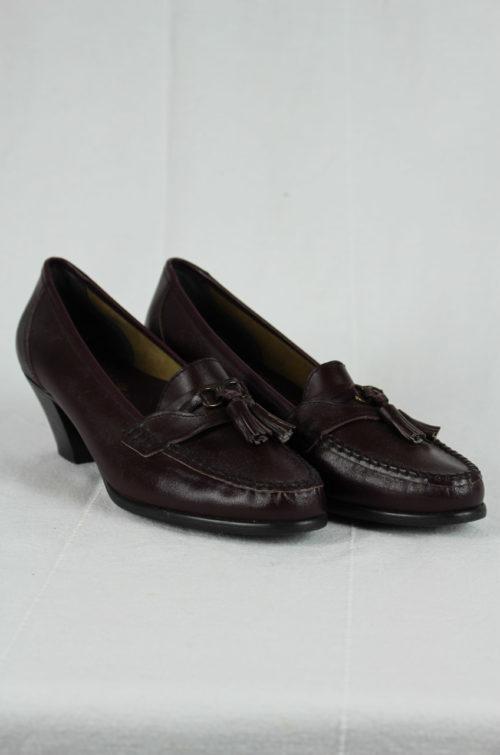 Vintage Schuh braun