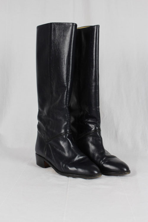 Vintage Stiefel hoher Schaft