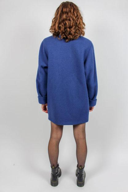 Damenjacke blau
