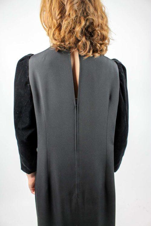 Kleid schwarz Second Hand