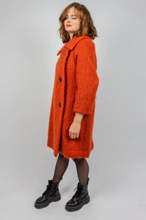 Mantel orange