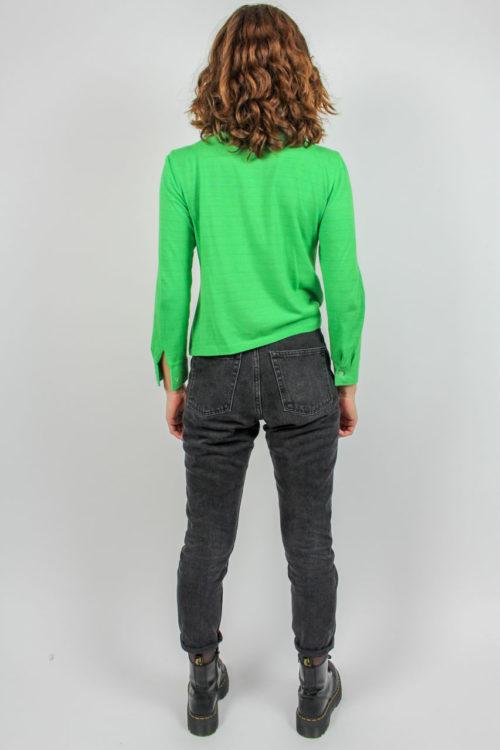 Shirt grün Taschen