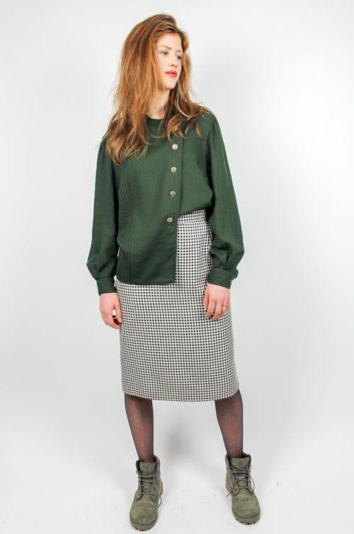 Vintage Bluse 80er Jahre