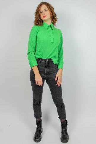 Vintage Shirt grün