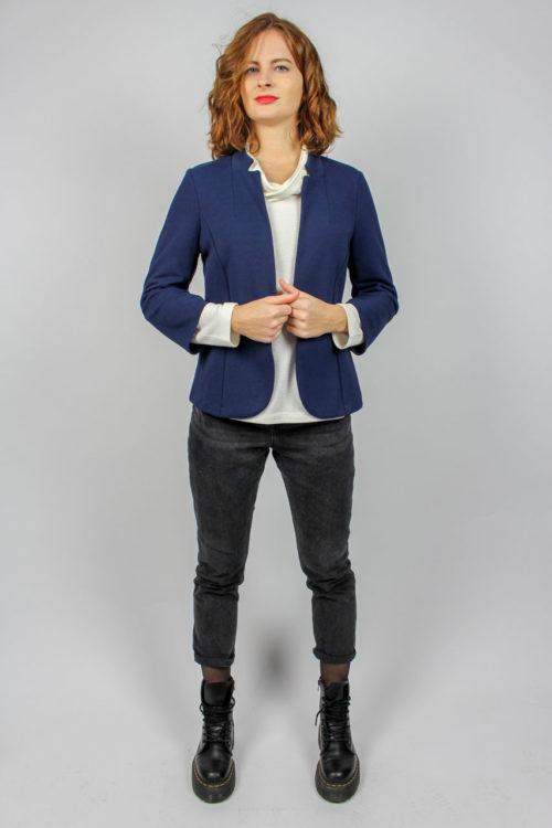 blaue Jacke Online kaufen