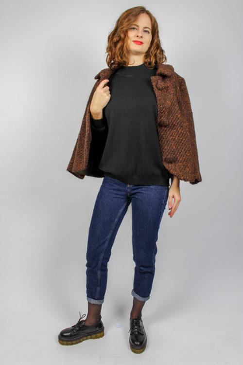 schwarzer Pullover Online kaufen