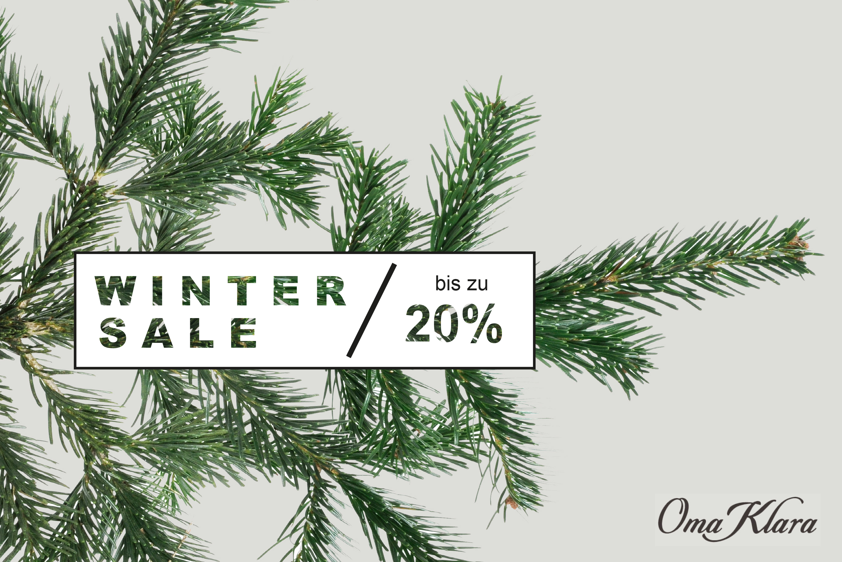 Oma Klara - WINTER SALE