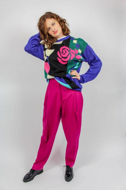 Pullover bunt Online