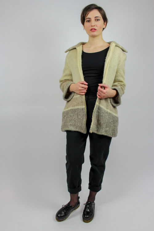 Secondhand Strickjacke Wolle