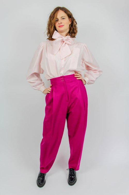 Vintage Zweiteiler pink rosa