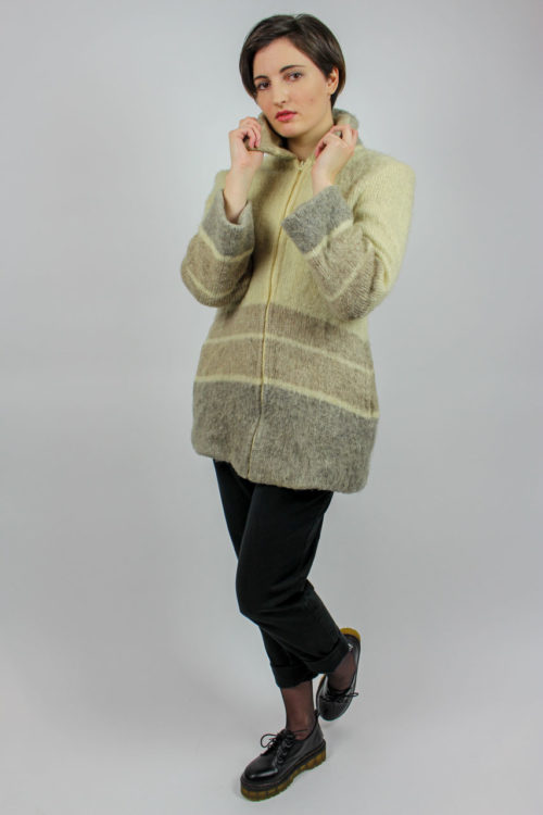 Winter Cardigan Beige