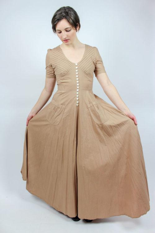 Betty Barclay Kleid beige