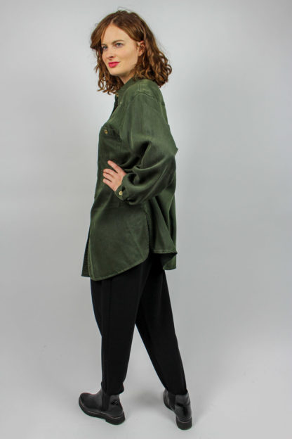 Blusenjacke grün Gerry Weber