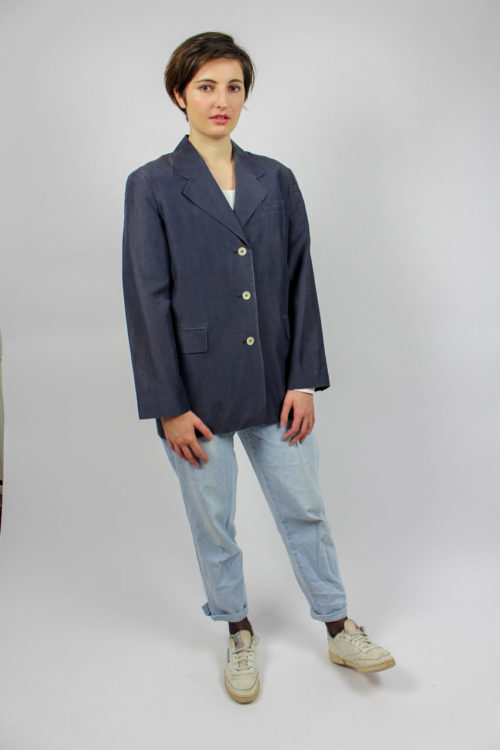 Damenjacke dunkelblau
