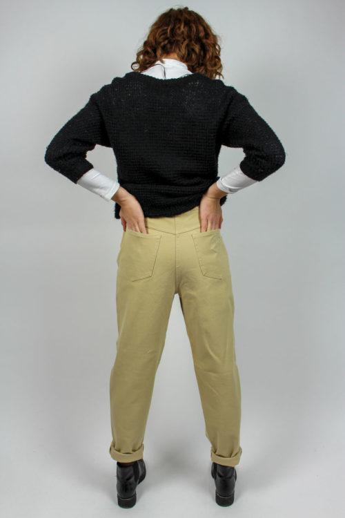 Hose beige Jeans Secondhand