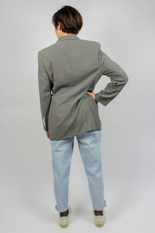 Blazer grau