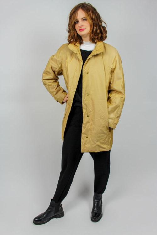 Jacke beige Secondhand