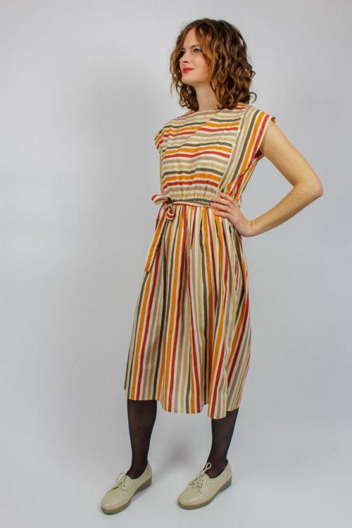 Kleid ärmellos Secondhand
