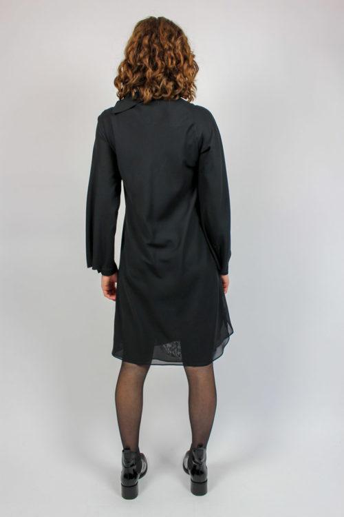 Kleid schwarz Jil Sander