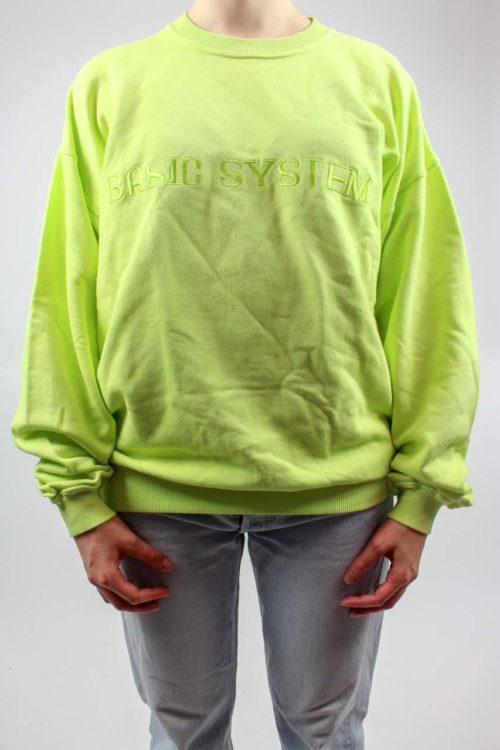 Pullover grün langarm