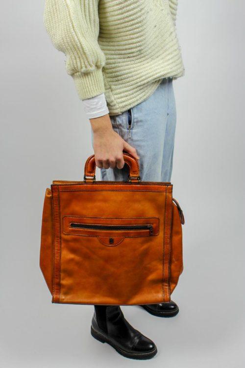 Tasche braun Secondhand