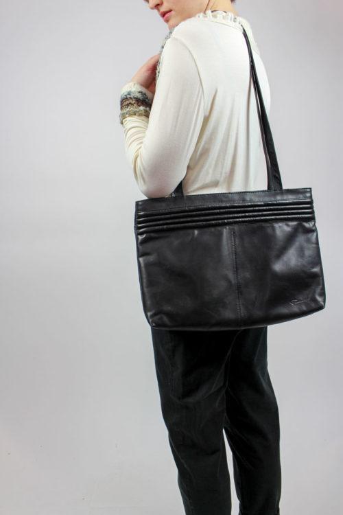 Tasche schwarz Funbag