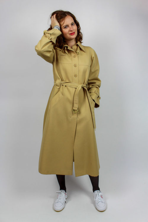 Trenchcoat beige Secondhand