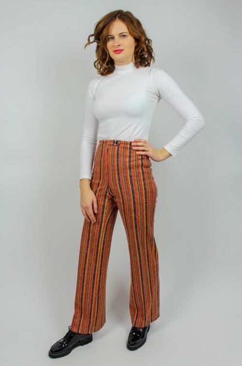 Vintage Schlaghose 70er