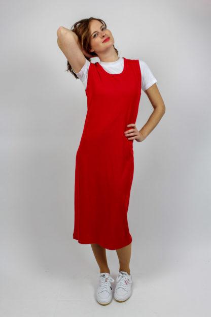 Vintage Trägerkleid Doris Streich