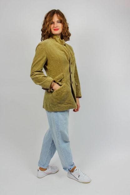 braune Jacke Ralph Lauren