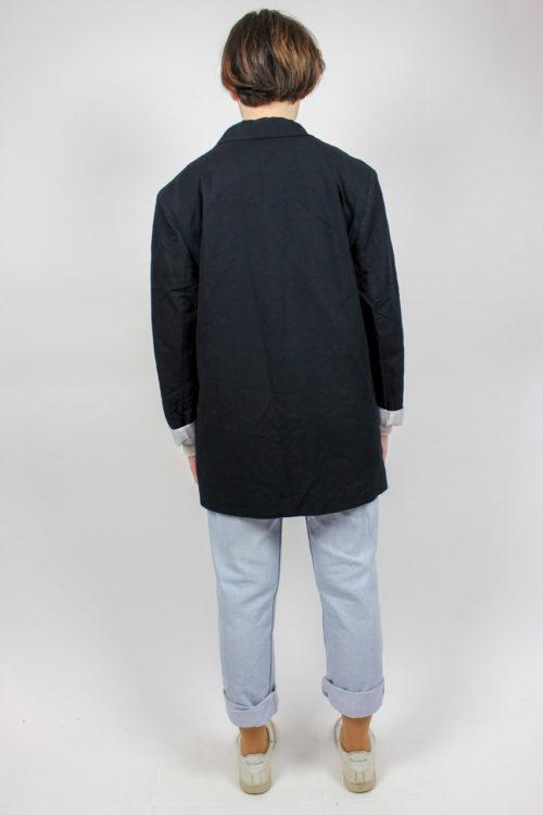 schwarzer Blazer Secondhand