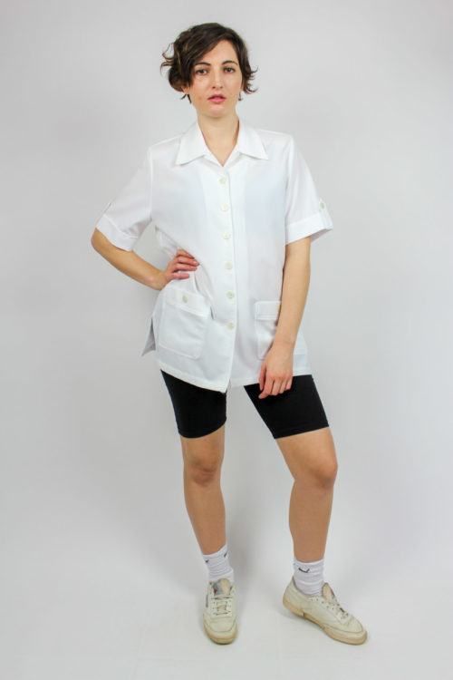 Bluse mit Taschen Online kaufen