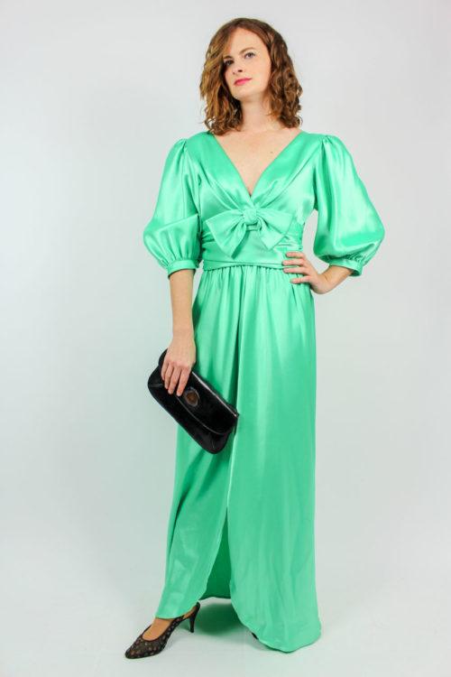 Kleid lang schick Secondhand