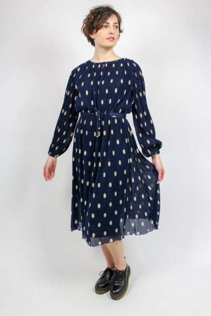Kleid transparend