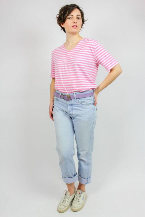 T-Shirt kurzarm Secondhand