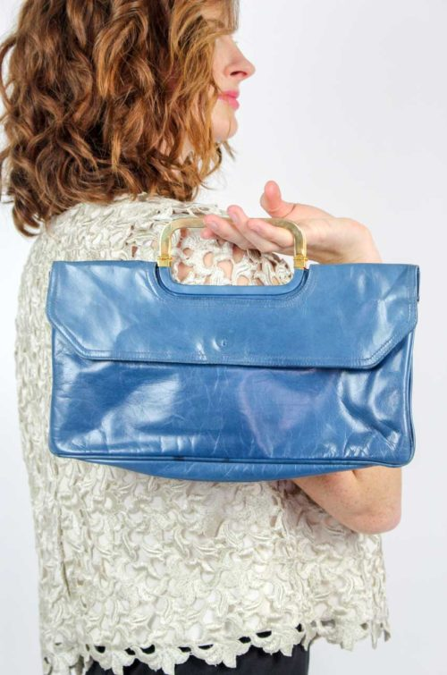 Vintage Designertasche Bally