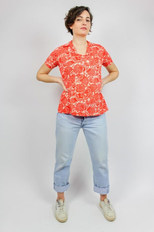 Vintage Shirt rot