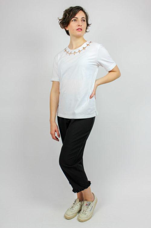 Vintage Shirt weiß