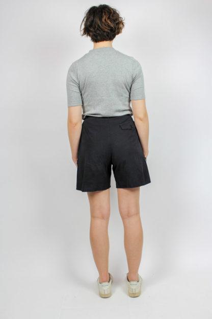 kurze Hose schwarz