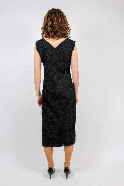schwarzes Kleid Secondhand
