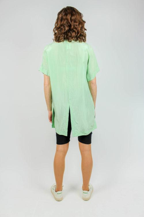 Bluse grün Secondhand