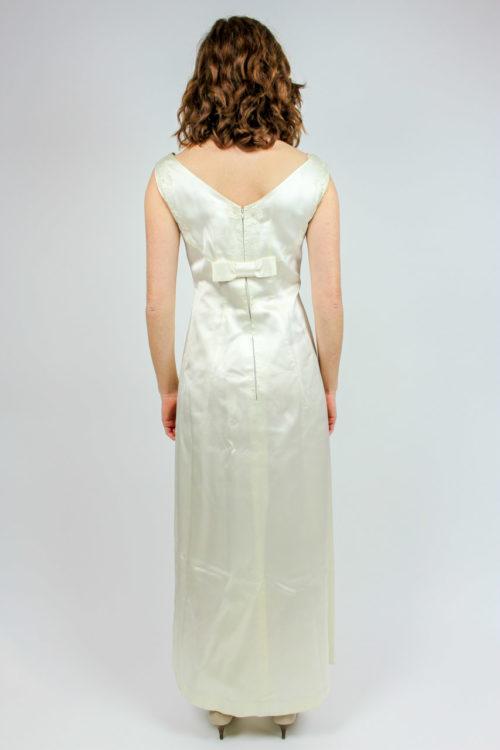 Brautkleid ärmellos