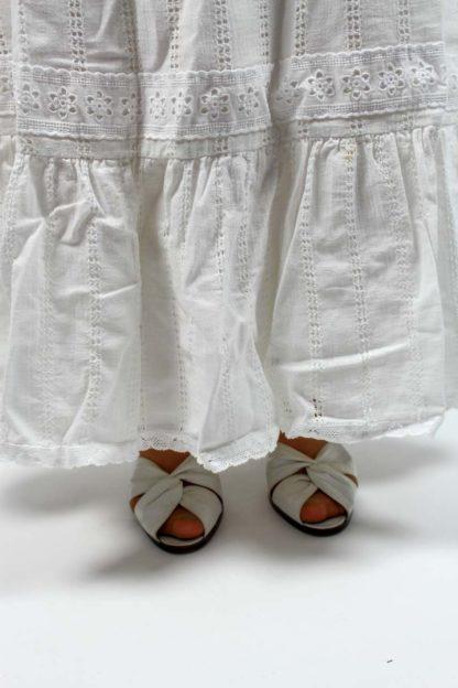 Brautkleid Maxi weiß