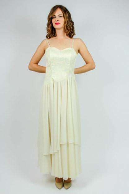 Brautkleid bodenlang
