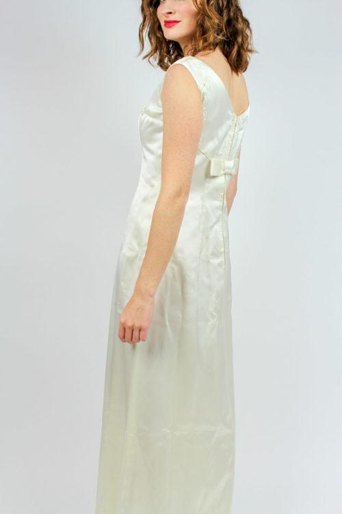 Brautkleid breite Träger