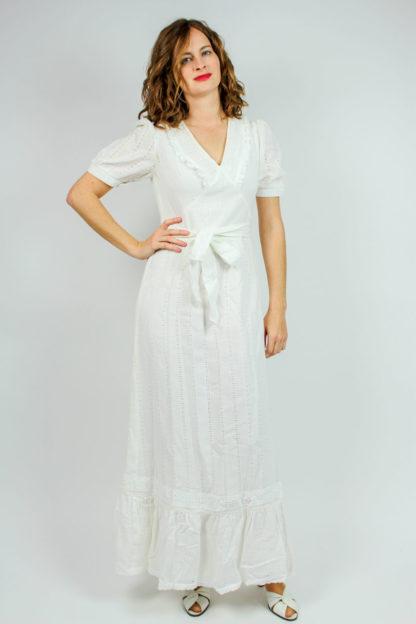 Brautkleid kurzarm