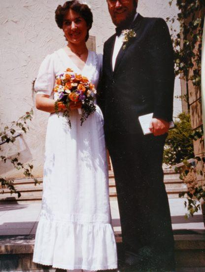 Hochzeitsbild Pfahler