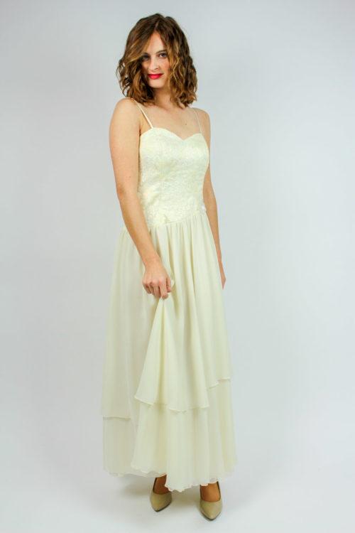 Hochzeitskleid Träger